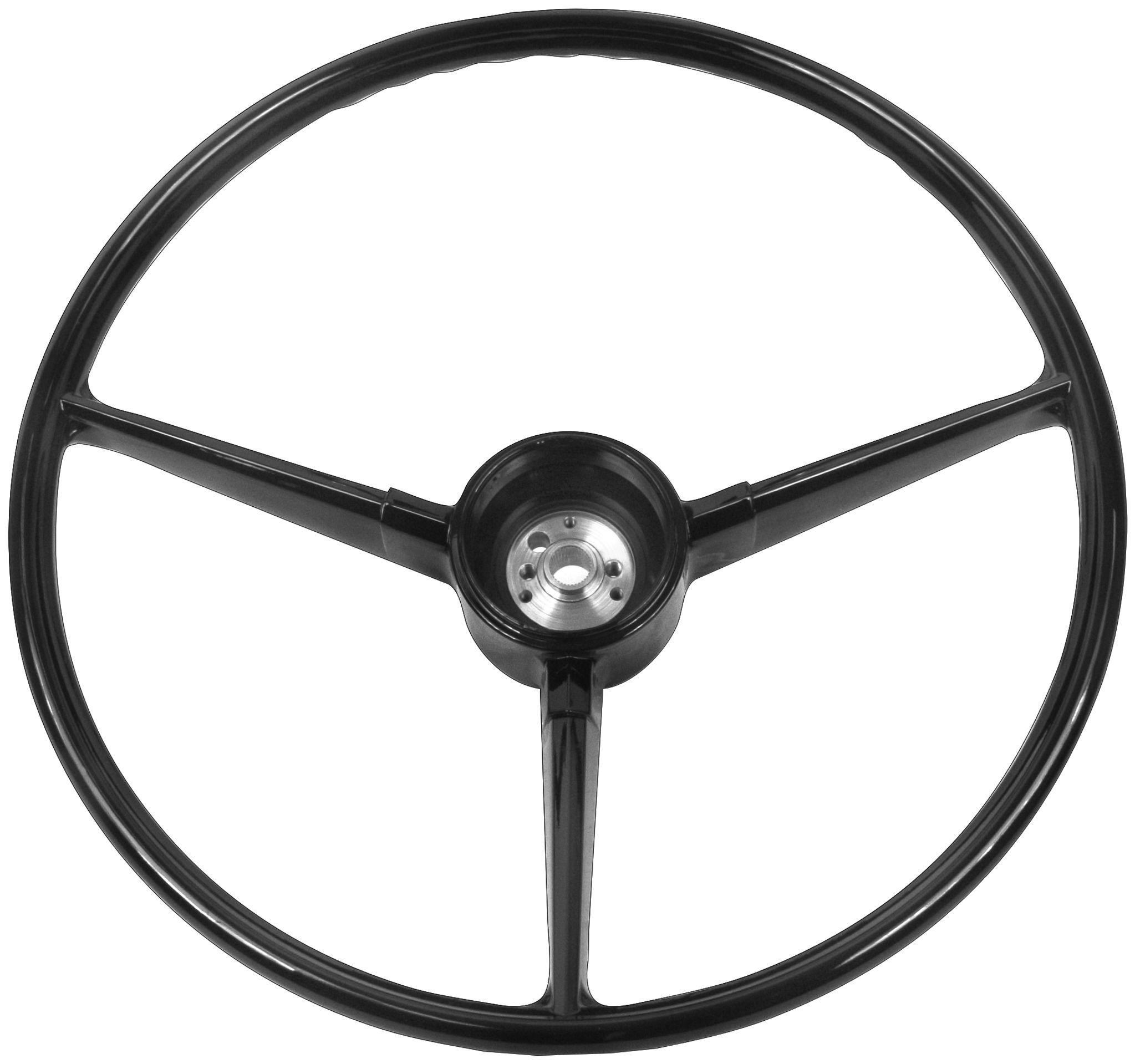 1967-68 GM truck steering wheel